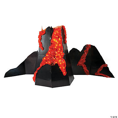 Light-Up Volcano