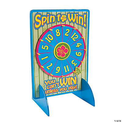 Tropical Spinner Game