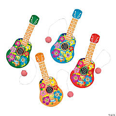 Ukulele Paddleball Games
