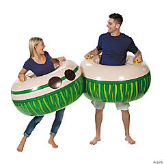 Inflatable Luau Body Boppers