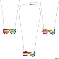 Shutter Shading  Necklaces