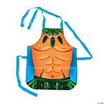 Adult Male Hula Apron