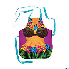 Adult Female Hula Apron