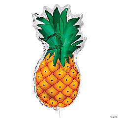 Pineapple Mylar Balloon