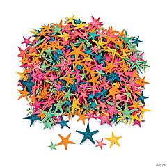Multicolor Mini Sugar Starfish
