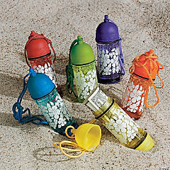 Hibiscus Print Beach Safe Containers