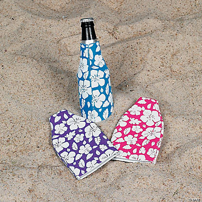 Hibiscus Bottle Covers