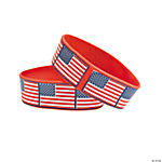 Flag Big Band Bracelets