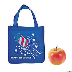 """4th Of July"" Tote"