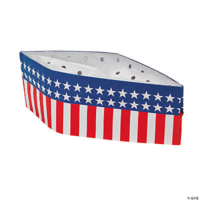 Child's Patriotic Hats