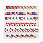 Patriotic Wrist Tattoos
