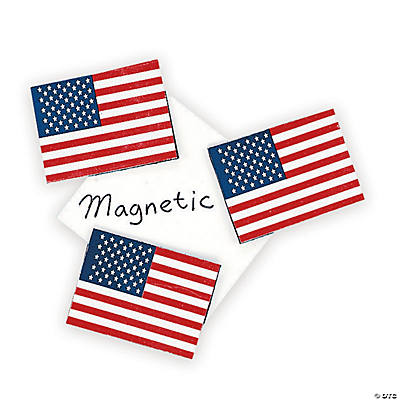 USA Flag Magnets