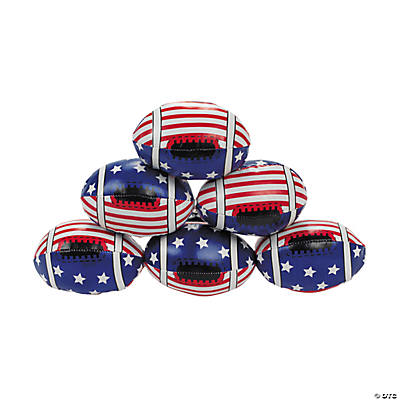 Stars & Stripes Footballs