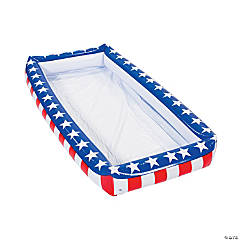 Inflatable Patriotic Buffet
