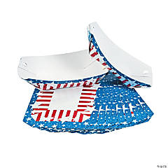 Patriotic Serving Dishes