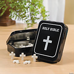 Bible Tins with Mints