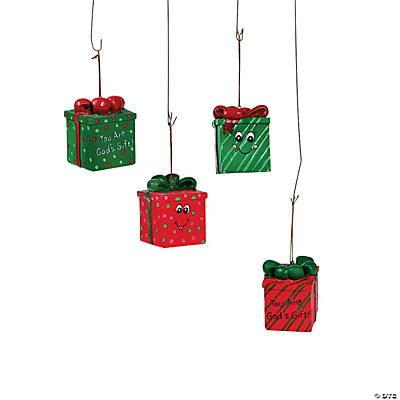 """You Are God's Gift!"" Ornaments"