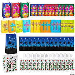 Religious Paper Bag Assortment