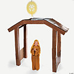 Stable Nativity Stand-Up