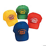 """God's Team"" Baseball Caps"
