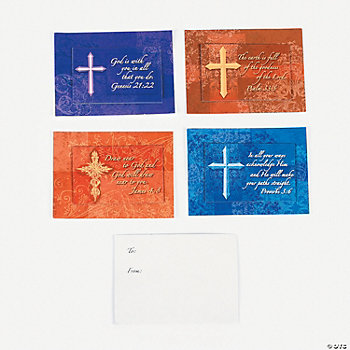 Expressions Of Faith Magnets On Cards