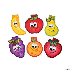 Fruit Die Cut Notepads