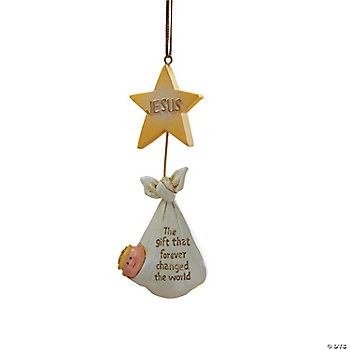 """The Gift That Changed the World"" Ornaments"