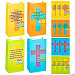 Treat Bags with Bible Verses