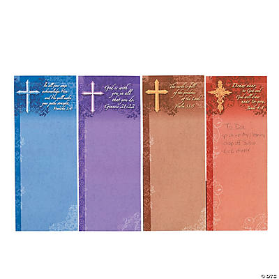 Expressions of Faith Cross Notepads