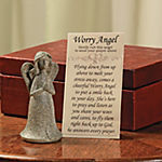 Worry Angels With Prayer Card