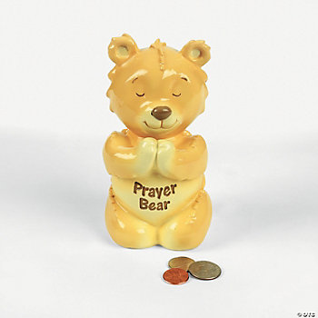 Prayer Bear Bank