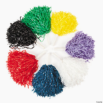 Colors Of Faith Pom-Pom Set