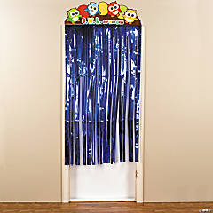 """O.W.L."" Door Curtain"