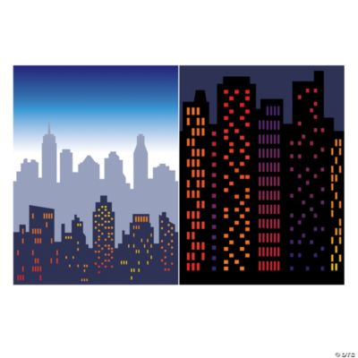 Design-A-Room! New York Cityscape Background