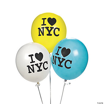 New York Balloons 93