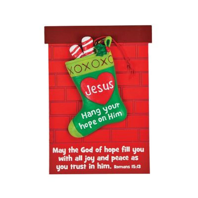 Jesus reason Christmas Ornaments with Cards