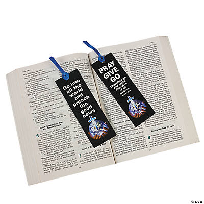 Global Missions Bookmarks
