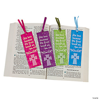 You Are Loved 1 John 4:19 Bookmark