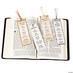 Lives Of Saints Bookmarks