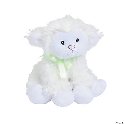Plush Jesus Loves Me Lamb