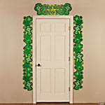 Inspirational St. Pat's Door Border