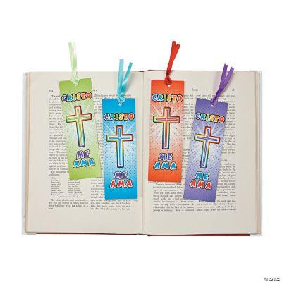 Spanish Jesus Loves Me Bookmarks