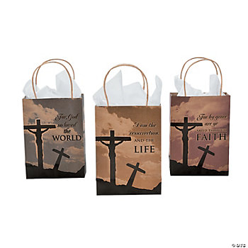 Medium Adult Faith Craft Bags