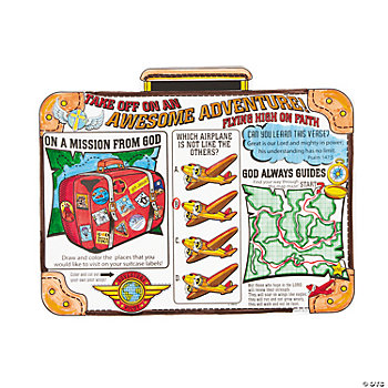Awesome Adventure Activity Mats