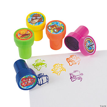 Awesome Adventure Stampers