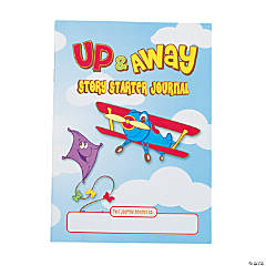Up & Away Story Starter Journals