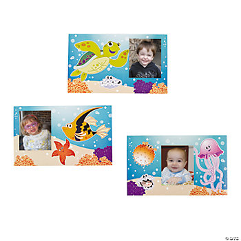 Under The Sea Photo Cards
