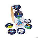 Space Roll Stickers