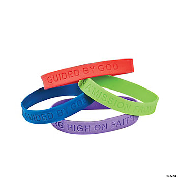 Religious Awesome Adventure Bracelets