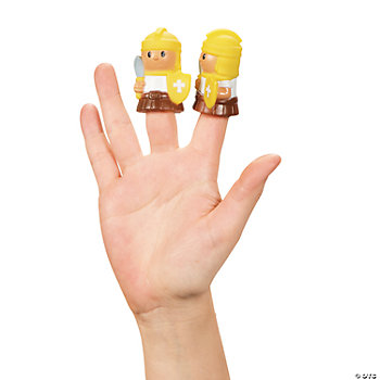 """Armor Of God"" Finger Puppets"